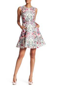 Gaea Dress by Ted Baker London on @nordstrom_rack