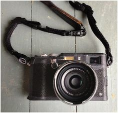 The New Fujifilm X100s