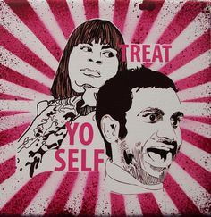 It's National Splurge Day! As Tom and Donna would say, treat 'yo self!