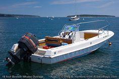 Boston Whaler 19'