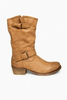 Jessalyn Boots in Taupe size 10