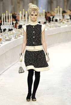 Chanel Pre Fall 2012 Collection