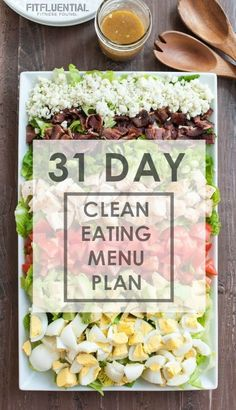 Cleaning out and leaning out your diet? Try these recipes for breakfast, lunch dinner and snacks.