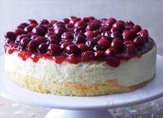 Zobrazit detail - Recept - Letní třešňový dort