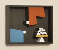 """Saatchi Art Artist Manuel Izquierdo; Sculpture, """"INTERACTIVE MOBILE 3 D Nº 0180"""" #art"""