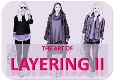 So setzen Sie Farben, Stoffe und Materialien in Ihrem Outfit so geschickt ein, dass Sie mit Layering schlanker und besser proportioniert aussehen.