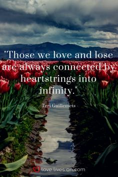Inspirational grief quote reminding us that we'll always be connected by the heart Quotes For Girls Beauty, In Memorium, Memories Quotes, Life Quotes To Live By, Video Games For Kids, Sympathy Cards, Love Life, Grief