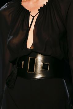 Spring 2013 Ready-to-Wear - Saint Laurent