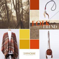 Folk is the rule! #Symphorine #Folk #Accessories
