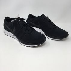 buy online 6463a bc3a7 Nike Shoes | Nike Flyknit Trainer Running Shoes Ah8396-007 | Color: Black/