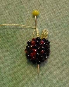 stumpwork blackberry