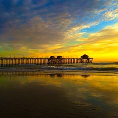 Huntington-Beach-sunset.jpg 640×640 pixels