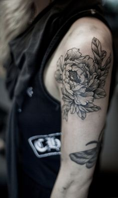 12739a025298e Find and save the latest tattoo trends, from hand poked best friend tattoos,  black and white pieces to colorful flower motifs.
