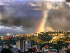Caracas (Venezuela). Arco Iris. | by josemazcona