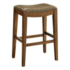 "OSP Designs Metro 29"" Bar Stool with Cushion & Reviews 