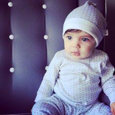Ethan Ezra has his big blue eyes set on springtime fun!