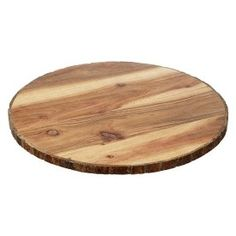 Buy John Lewis & Partners Highland Myths Acacia Wood & Bark Round Placemat from our Placemats range at John Lewis & Partners. Wood Placemats, Wood Bark, Wood Rounds, Wow Factor, Acacia Wood, John Lewis, Wood Grain, A Table, Table Settings