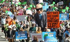 People's Climate March Melbourne - article in The Guardian co-authored by Alexander Sheko