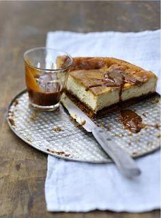 Dorian cuisine.com Mais pourquoi est-ce que je vous raconte ça... : Le vendredi c'est retour vers le futur… Ch'ti cheese cake parce que c'est un des rares qui vient et qui revient !