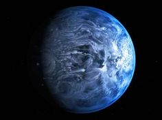 Bizarro in blue: Alien planet's color detected for the first time - NBC News.com