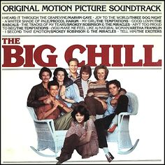 """The Big Chill"" (1983, Motown).  Music from the movie soundtrack."