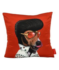 Love this Vegas Throw Pillow on #zulily! #zulilyfinds
