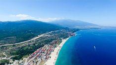 Μη άρτιο οικόπεδο στους Νέους Πόρους Πιερίας. Το Οικόπεδο βρίσκεται μέσα στον οικισμό των νέων πόρων. Σε κοντινή απόσταση έχει μεγάλες Ξενοδοχειακές μονάδες και εμπορικά καταστήματα. Έχει μεγάλη πρόσοψη σε κεντρικό δρόμο, βρίσκεται πολύ κοντά στην θάλασσα μόλις 350 μέτρα με υπέροχη θέα. Είναι ιδανικό για τροχοβίλες και σκηνές. Macedonia, Property For Sale, Greek, Villa, River, Island, Outdoor, Outdoors, Islands