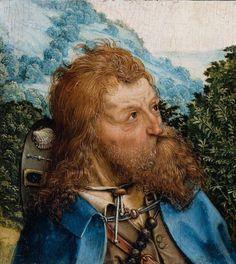 Maestro dell'altare di San Bartolomeo (attivo tardo XV sec. – inizio XVI sec.), San Giacomo di Compostella (frammento), Museum of Fine Arts of Boston