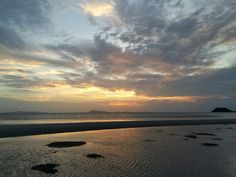 25.05.16 Sunset at koh Samui Thailand.