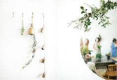 Simple Lovely hanging bells
