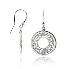 e51f204603 Komplet biżuterii srebrnej Modna biżuteria na Prezent