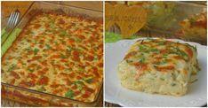 Ripe cauliflower recipe, How to? Salsa Bechamel, Bechamel Sauce, Cauliflower Dishes, Baked Cauliflower, Special Recipes, Great Recipes, Sauce Béchamel, Kebab Recipes, Bon Appetit