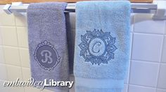 Embroidery Library Videos: Embossed Embroidery