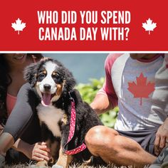 The gang at RC Pet Products hope you had an amazing Canada Day. What did you do and who did you spend your #Canada150 with?
