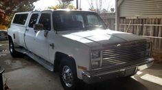 Make:  Chevrolet Model:  Other Year:  1988 Body Style:  SUV Exterior Color: White Interior Color: Black Doors: Four Door Vehicle Condition: Good  Phone:  805-264-4946  For More Info Visit: http://UnitedCarExchange.com/a1/1988-Chevrolet-Other-70580782660
