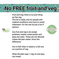 28 dae eetplan - no free fruit and veg Free Fruit, Fruit And Veg, 28 Dae Dieet, Dieet Plan, Medical Conditions, 28 Days, Recipies, Food And Drink, Diet