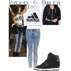 Becky G || Outfit #4