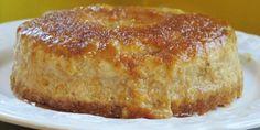 Receta: Budín de pan de Cocineros Argentinos | Cocinachic.net