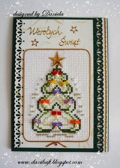 Christmast card www.danihaft.blogspot.com