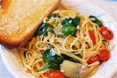 brian boitano's summer pasta