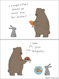 Wonderfully Witty Animal Comics by Liz Climo
