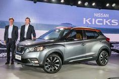 Sale el nuevo Nissan Kicks
