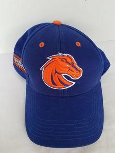 Boise State University Broncos   Sports  Cap Hat Unisex Adjustable Cotton #Nike #BoiseStateBroncos