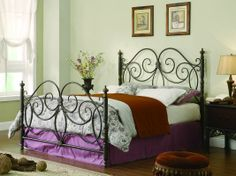 Traditional Caramel Queen Bed By Coaster Furniture