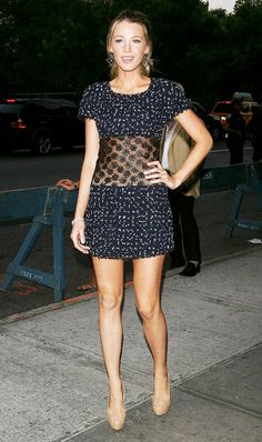 WHAT: The Cinema Society screening of Twelve, 2010 WEAR: Chanel dress; Christian Louboutin shoes.