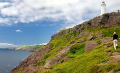 Hike Newfoundland, Canada