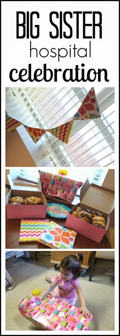 Absolutely love this! Have a big brother party at the hospital for Ryker. (When that time comes...)