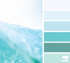 {underwater hues} image via: @ozgecenberci