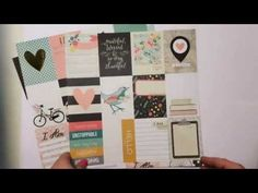 Target Scrapbook Haul - YouTube