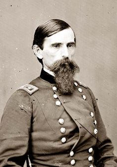 General Lew Wallace, US civil war general and governor of the New Mexico Territory.